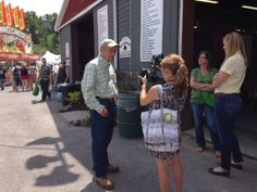 New York State's Agriculture Commissioner, Schoharie County's own Richard Ball