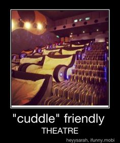 movie theaters, cleanses, chairs, theatr, hous, date nights, by myself, place, boyfriends