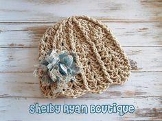 Ravelry: Ashlyn Hat pattern by Crochet by Jennifer