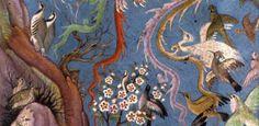 Le cantique des oiseaux revisité par la peinture islamique | Zaman France