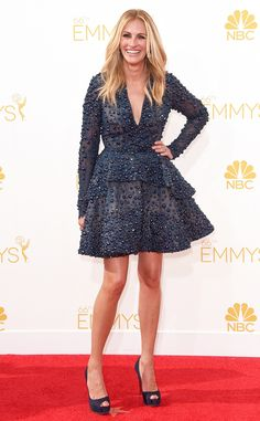 Julia Roberts from 2014 Emmys: Red Carpet Arrivals   E! Online
