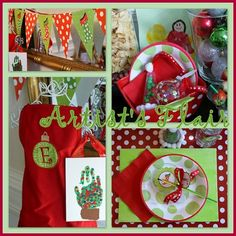 34 Christmas Games & Party Themes - Whimsical