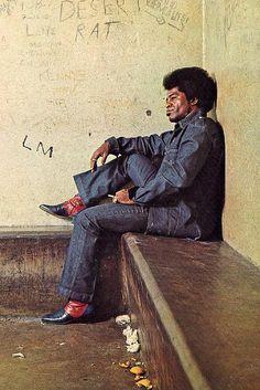 James Brown, Godfather of Hip Hop