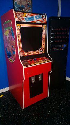 Donkey Kong restoration