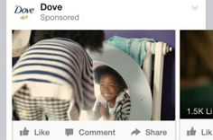 Unilever Tries Out Video Advertisements on Facebook