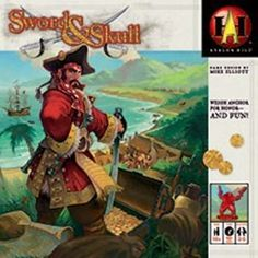Sword and Skull pirate game