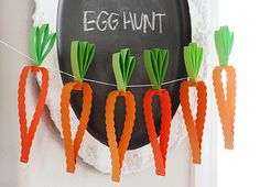carrot, egg hunt, easter crafts, easter decor, easter eggs