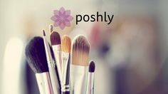 "Poshly.com beauty data startup (with ""free"" product giveaways)."