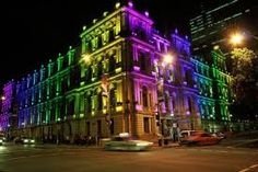 treasury casino - I love the colours this could also be a site for projections - Google Search