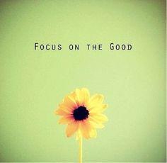 positive thoughts, focus, live laugh