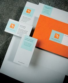 Various Letterhead Packages by Tim McGrath, via Behance