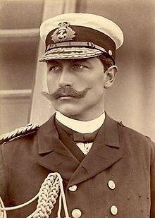 Kaiser Wilhelm II of Germany, grandson of Queen Victoria