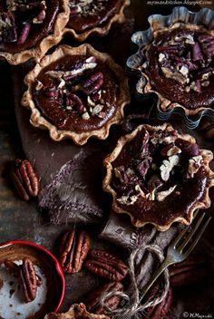 Mini Pecan Pie #recipe