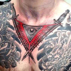 thievinggenius:  Tattoo done byDave de Crom.