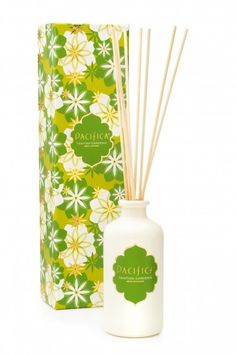 Keep it fresh with this gardenia reed diffuser - Affordable Summer Decor 2013