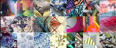 prints and patterns, spring 2014 trends