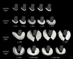 Ruff sizes / 1560 - 1600
