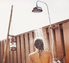 {Summer showerhead}