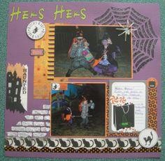 halloweentocht - Scrapbook.com