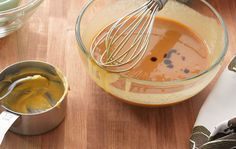 Maple-Mustard Glaze Recipe. Don't use any syrup other than pure maple. #kashibetterrecipes