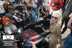 The Nashville photographers LOVE Dolly!