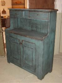 Dry Sink with beautiful color from Carolina Country Furniture