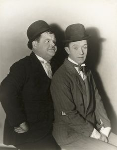 laurel and hardy. 1925.