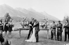 Jackson hole wedding!