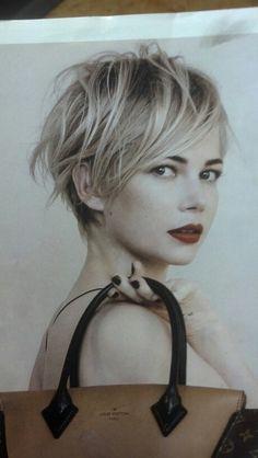 Best, sexy, short hair