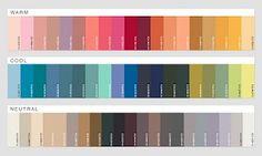 Spring/Summer 2013 Color Trends