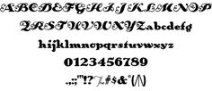 An Akronism font by Nick's Fonts - FontSpace