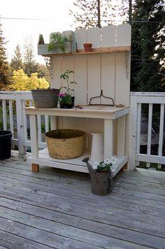 http://www.backwoodscottage.blogspot.co.uk/2011/04/building-our-potting-bench-part-ii.html