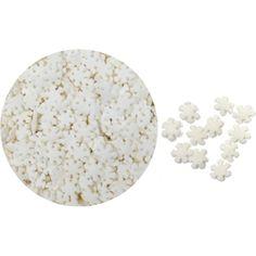 Snowflake Candy Sprinkles $2.48 per 2.5 oz jar
