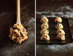 Remember - freeze extra cookie dough! No need to thaw - just bake 2-3 min longer.