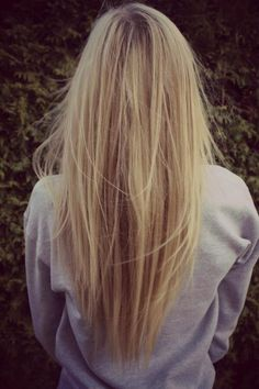 Want this hair style but it seems nobody knows how to do it without it looking choppy!!!:(