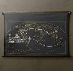 awesome to keep track of where you've lived and travels