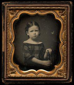 Vintage Daguerreotype