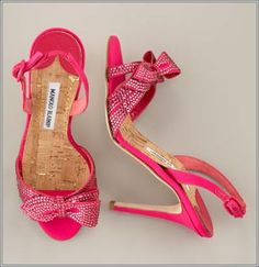 Manolo in Pink