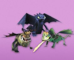 How to Train your Dragon (via HP)Has coloring pages games and crafts