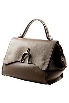 loving a more structured bag these days.