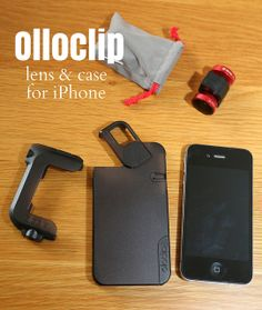 Olloclip lenses & case reviewed - a nifty iPhone gadget for the lightweight traveller, giving you macro, wide-angle and fish-eye options for your photos.