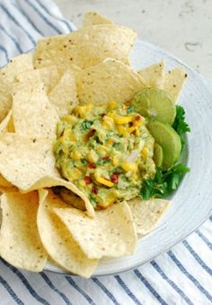 Who doesn't love avocados? These ten creative guacamole recipes will keep things interesting this summer.