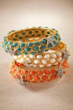 Under The Sea Bracelet - Bracelets, Jewelry | Soft Surroundings