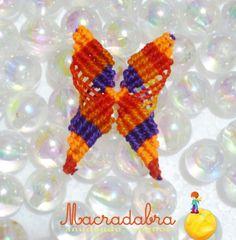 Mariposas en #Macrame