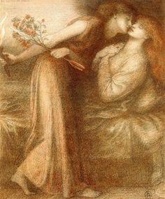 The Athenaeum - Io Sono in Pace (Dante Gabriel Rossetti - )