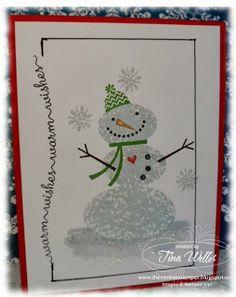 Super Cute Snow Day Card
