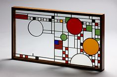 SC Johnson Gallery   At Home With Frank Lloyd Wright  Racine, Wisconsin