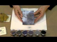 stamp video, powder keg, video paper