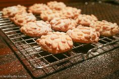 Italian Pignoli Cookie Recipe   BAKERS GIVEAWAY