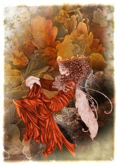 Autumn Fairy.